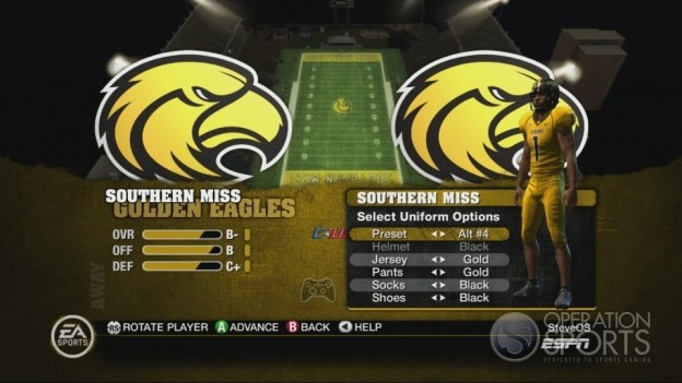NCAA Football 10 Screenshot #184 for Xbox 360