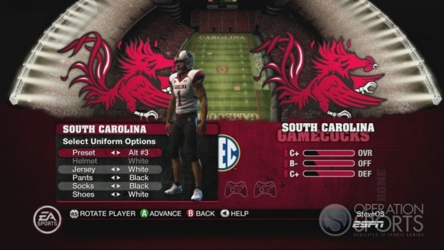 NCAA Football 10 Screenshot #191 for Xbox 360
