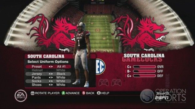 NCAA Football 10 Screenshot #193 for Xbox 360