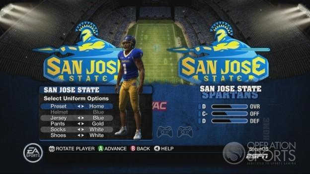 NCAA Football 10 Screenshot #199 for Xbox 360