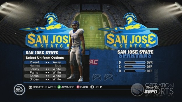 NCAA Football 10 Screenshot #201 for Xbox 360