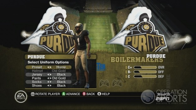 NCAA Football 10 Screenshot #212 for Xbox 360
