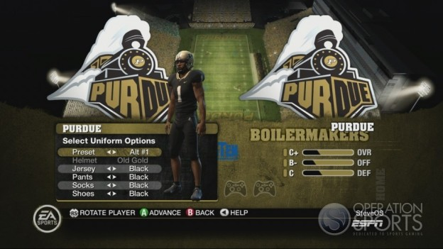 NCAA Football 10 Screenshot #213 for Xbox 360