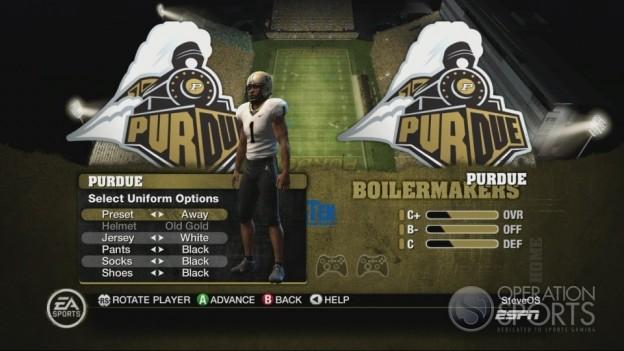 NCAA Football 10 Screenshot #214 for Xbox 360