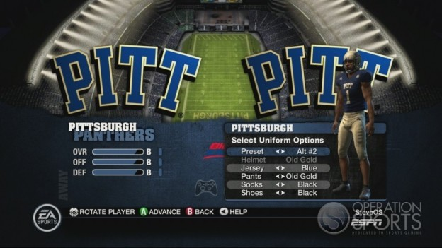 NCAA Football 10 Screenshot #215 for Xbox 360