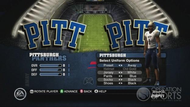 NCAA Football 10 Screenshot #217 for Xbox 360