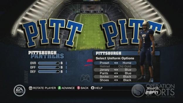 NCAA Football 10 Screenshot #218 for Xbox 360