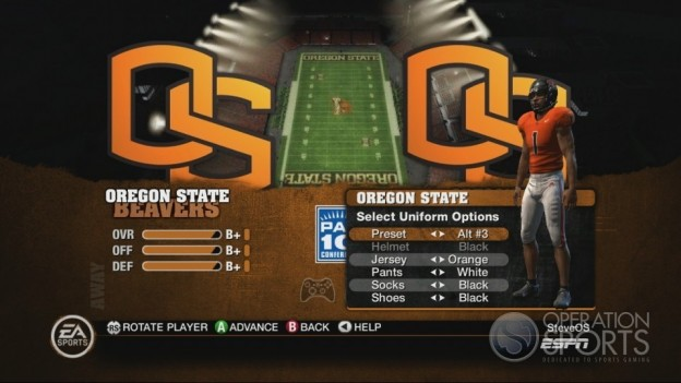 NCAA Football 10 Screenshot #221 for Xbox 360