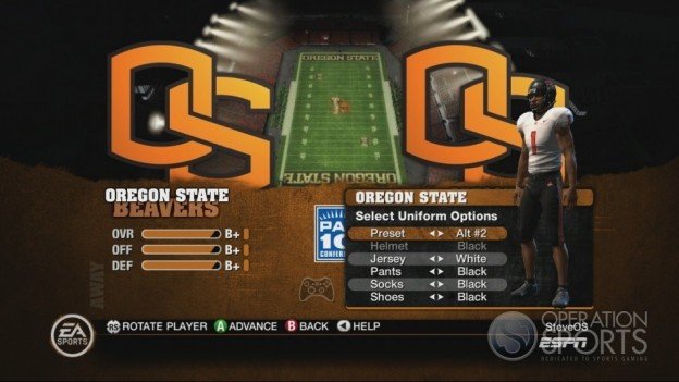 NCAA Football 10 Screenshot #222 for Xbox 360