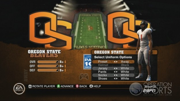 NCAA Football 10 Screenshot #224 for Xbox 360