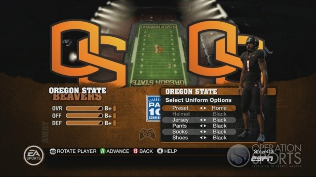 NCAA Football 10 Screenshot #225 for Xbox 360