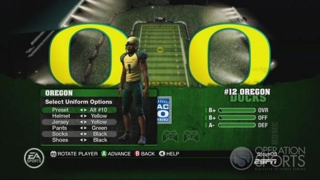 NCAA Football 10 Screenshot #230 for Xbox 360