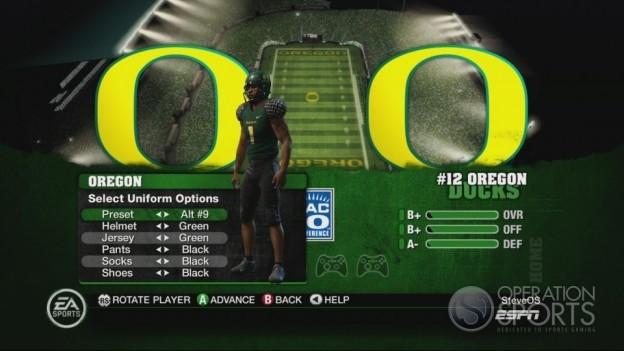 NCAA Football 10 Screenshot #231 for Xbox 360