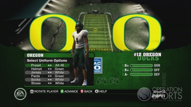 NCAA Football 10 Screenshot #232 for Xbox 360