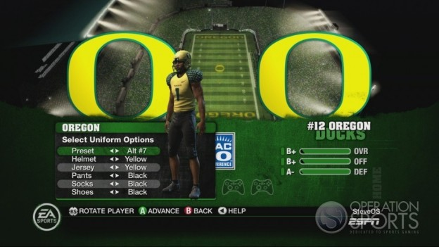 NCAA Football 10 Screenshot #233 for Xbox 360