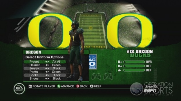 NCAA Football 10 Screenshot #234 for Xbox 360