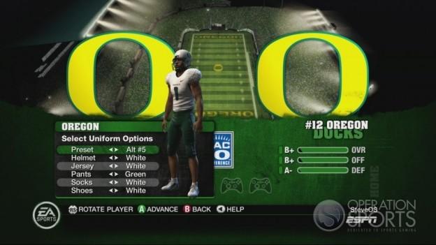NCAA Football 10 Screenshot #235 for Xbox 360