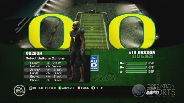NCAA Football 10 Screenshot #236 for Xbox 360