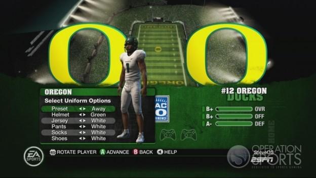NCAA Football 10 Screenshot #240 for Xbox 360