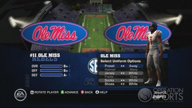 NCAA Football 10 Screenshot #242 for Xbox 360
