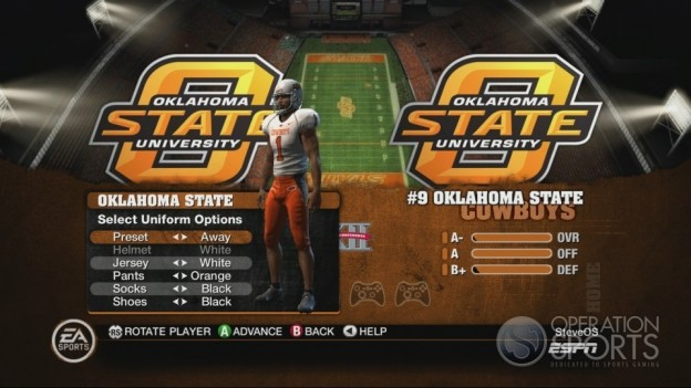 NCAA Football 10 Screenshot #247 for Xbox 360