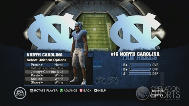NCAA Football 10 Screenshot #266 for Xbox 360