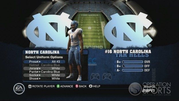 NCAA Football 10 Screenshot #267 for Xbox 360