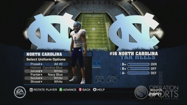 NCAA Football 10 Screenshot #268 for Xbox 360