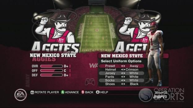 NCAA Football 10 Screenshot #273 for Xbox 360