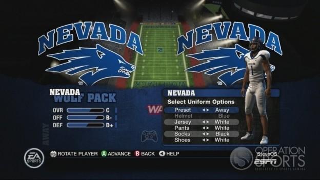 NCAA Football 10 Screenshot #277 for Xbox 360