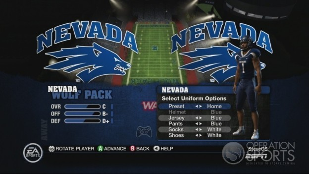 NCAA Football 10 Screenshot #278 for Xbox 360