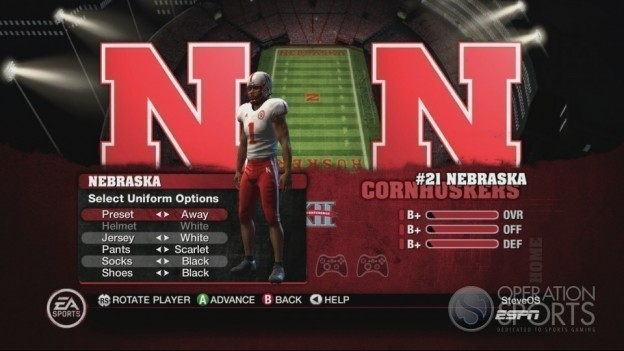 NCAA Football 10 Screenshot #281 for Xbox 360
