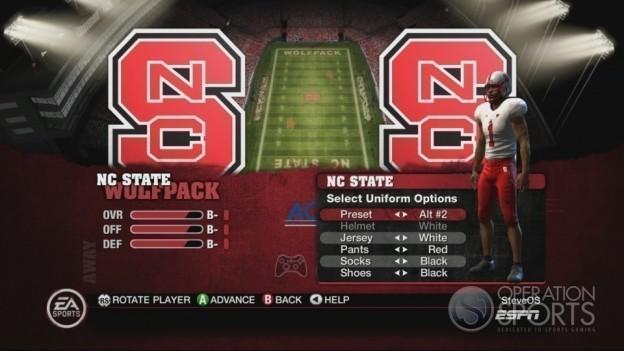 NCAA Football 10 Screenshot #282 for Xbox 360