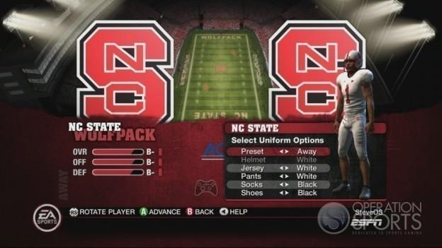 NCAA Football 10 Screenshot #284 for Xbox 360