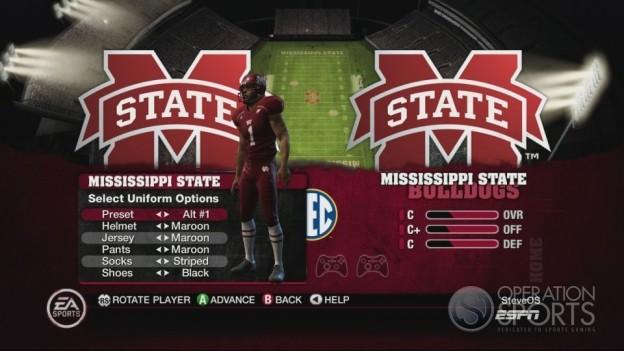NCAA Football 10 Screenshot #297 for Xbox 360