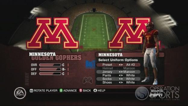 NCAA Football 10 Screenshot #300 for Xbox 360