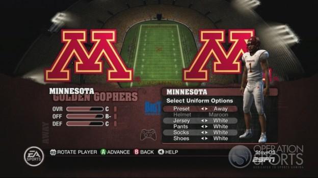 NCAA Football 10 Screenshot #303 for Xbox 360