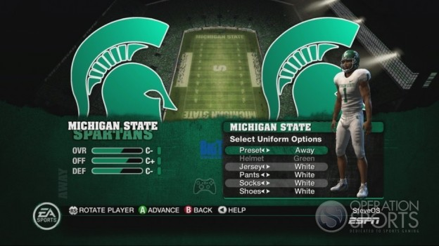 NCAA Football 10 Screenshot #311 for Xbox 360