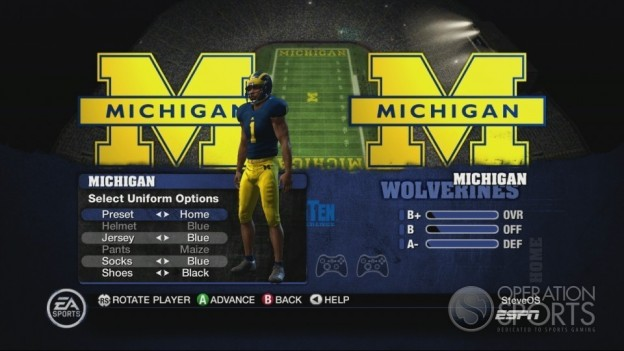 NCAA Football 10 Screenshot #313 for Xbox 360