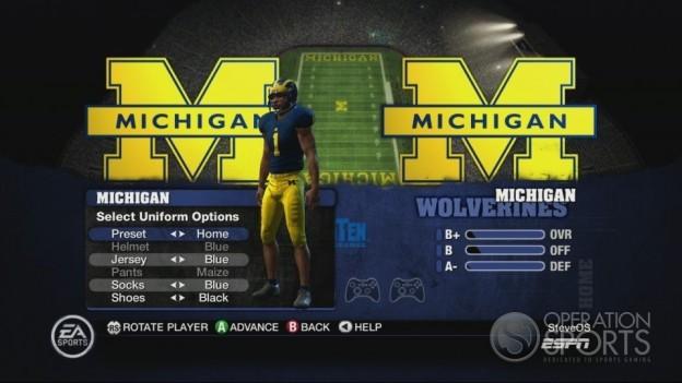 NCAA Football 10 Screenshot #313 for Xbox 360