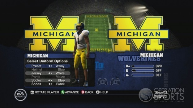 NCAA Football 10 Screenshot #314 for Xbox 360