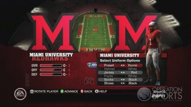 NCAA Football 10 Screenshot #316 for Xbox 360