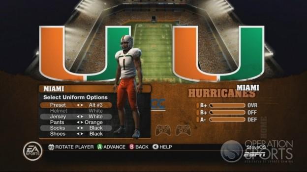 NCAA Football 10 Screenshot #318 for Xbox 360
