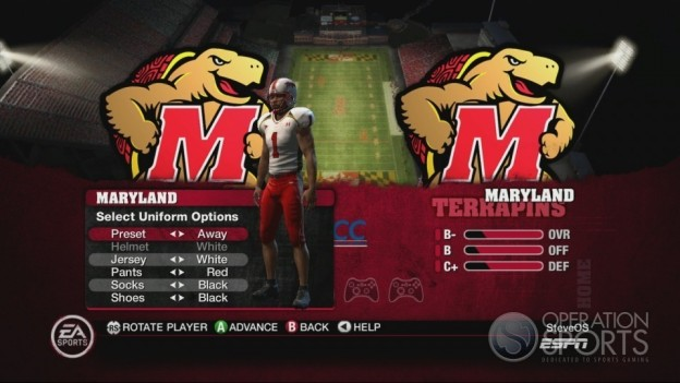 NCAA Football 10 Screenshot #323 for Xbox 360