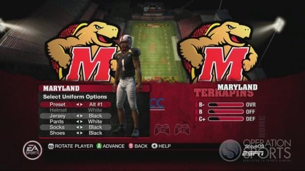 NCAA Football 10 Screenshot #328 for Xbox 360