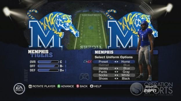 NCAA Football 10 Screenshot #330 for Xbox 360