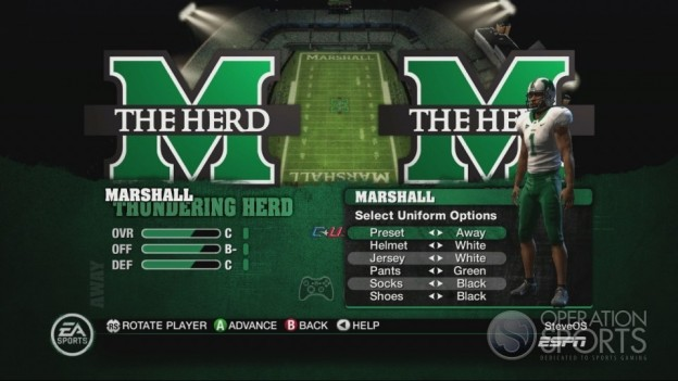 NCAA Football 10 Screenshot #334 for Xbox 360