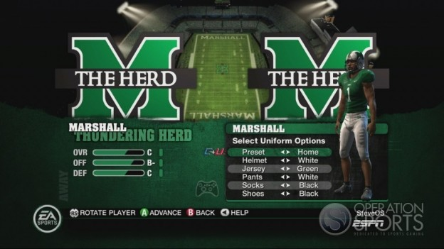 NCAA Football 10 Screenshot #335 for Xbox 360