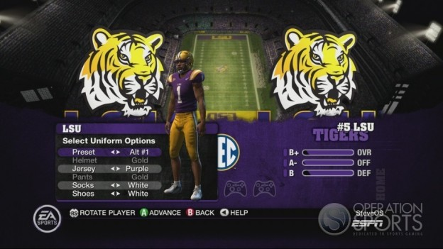 NCAA Football 10 Screenshot #337 for Xbox 360