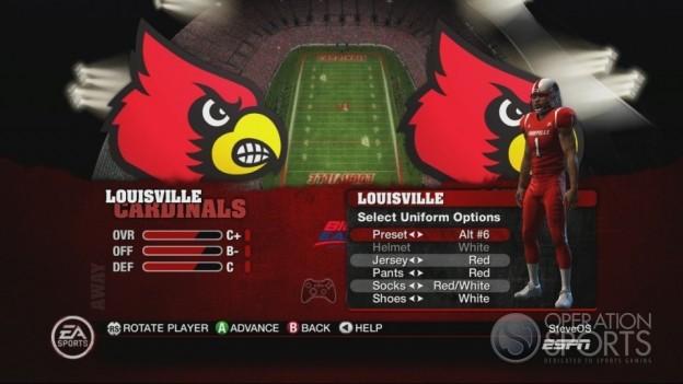 NCAA Football 10 Screenshot #339 for Xbox 360